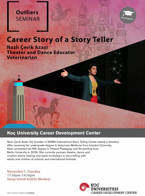 Outliers Seminars   Careers Story of a Story Teller 2016