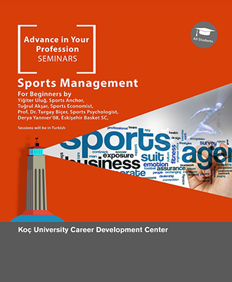 Advance in Your Profession Seminars   Sports Management 2017