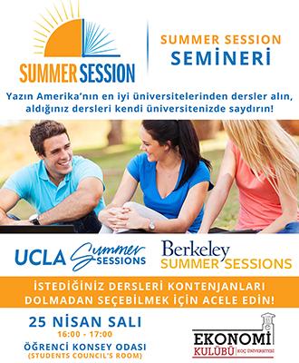 Academix Summer Session Seminar