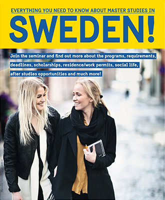 Sweden Edu Info Session