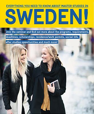 Sweden Edu Info Session