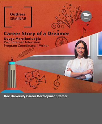 Outliers Seminars   Career Story of A Dreamer 2017