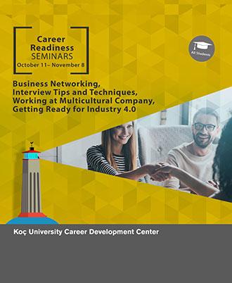 Career Readiness Seminars | Fall 2017