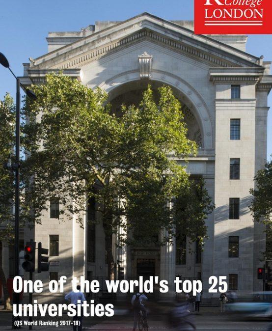 British Side – King's College London Presentation