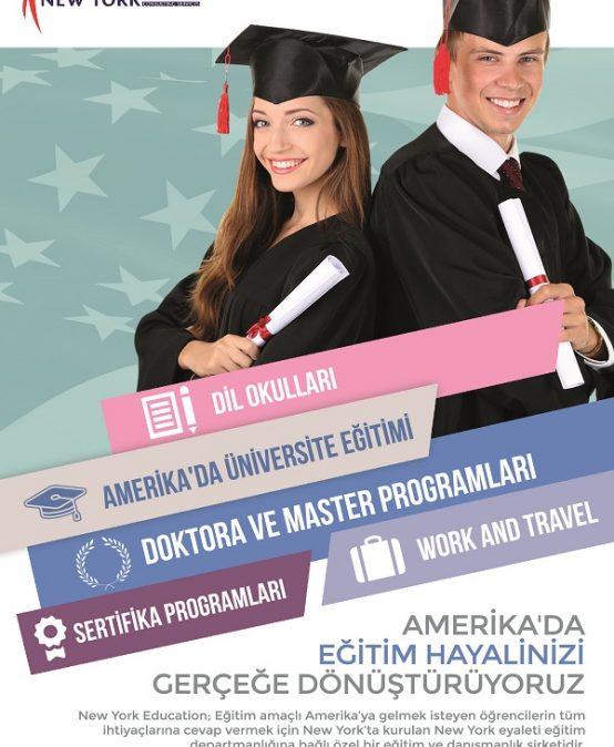 Education Programs in USA Seminar by NewYork Education
