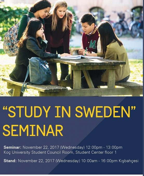 Swedish Institute – Studies in Sweden and SI scholarship
