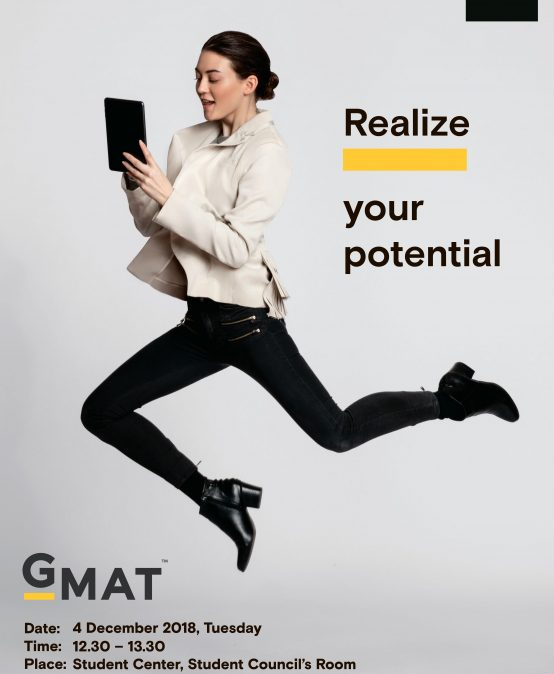 GMAT Information Session