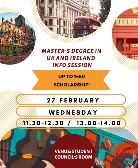 Study Abroad Seminars | ICES TURKEY – Spring 2019