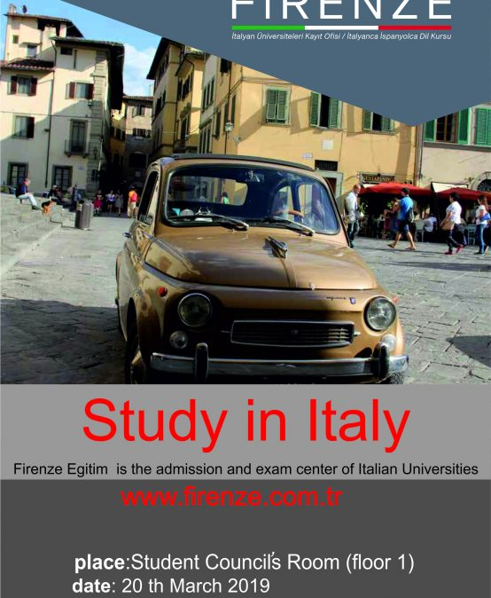 Firenze / Study in Italy