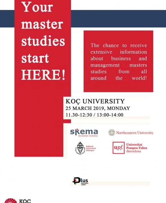 PLUS Education – Business Schools Info Session