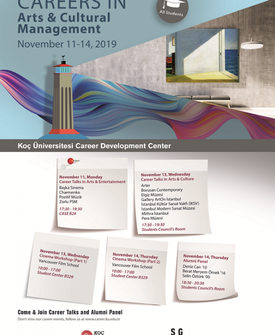 Careers in Arts & Cultural Management 2019