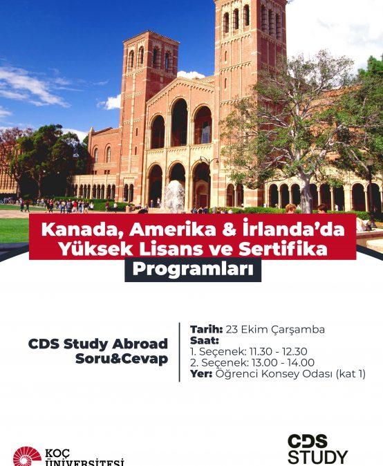 CDS Study Abroad