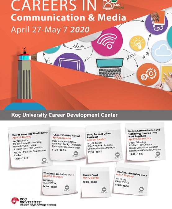 Careers in Communication & Media | Spring 2020