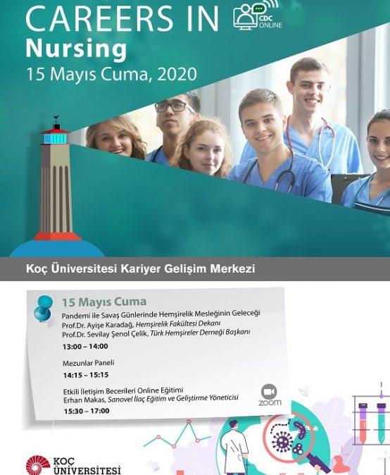 Careers in Nursing 2020