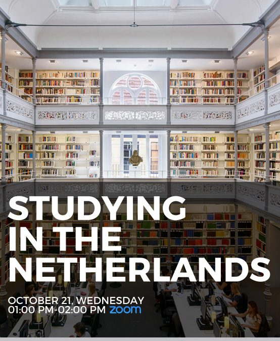 Study Abroad Seminars – Studying in the Netherlands