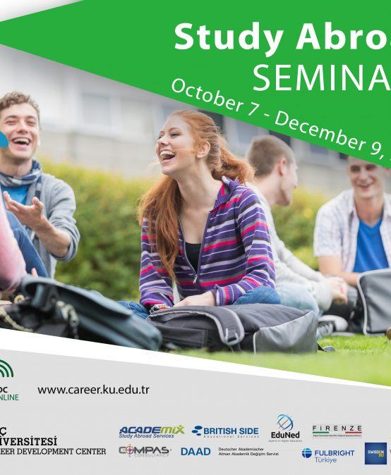 Online Study Abroad Seminars