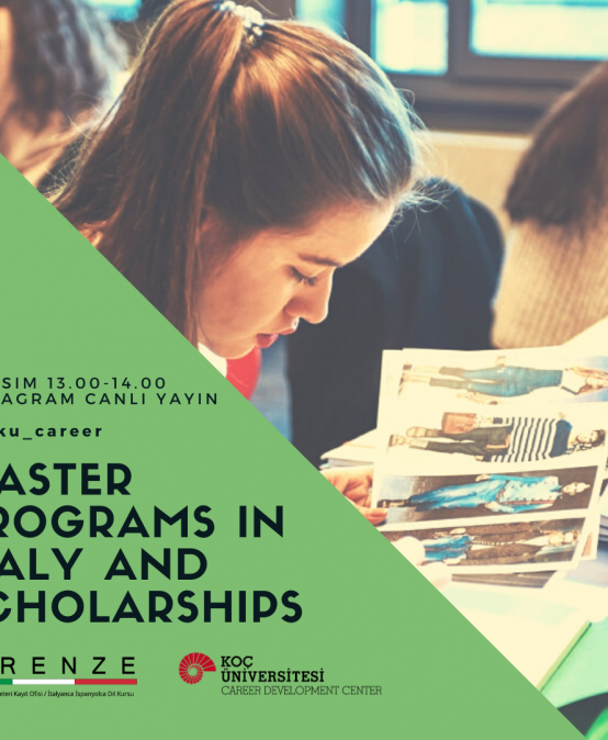 Study Abroad Seminars – Master Programs in Italy & Scholarships