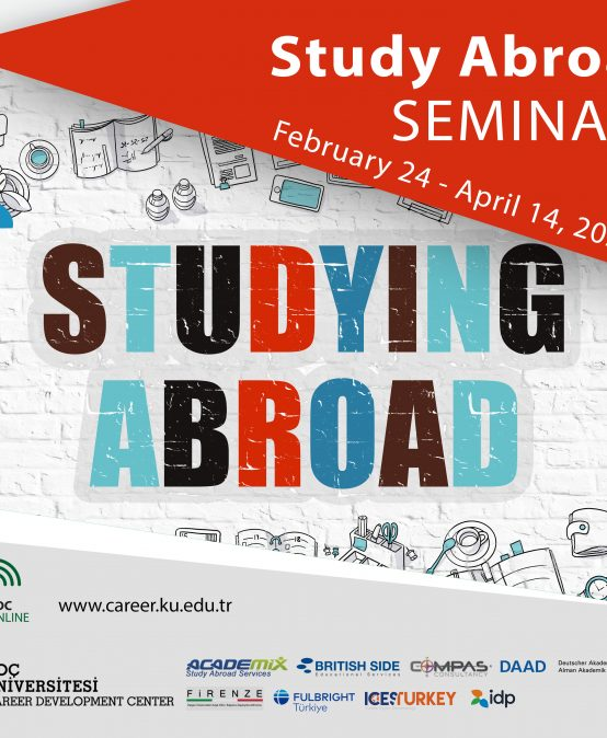 Study Abroad Seminars 2021